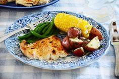 Whitefish dinner plate 2 POST