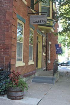 Casera restaurant, Easton PA
