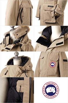 Canada Goose down online cheap - Canada goose outlet hilgedick on Pinterest | Canada, Parkas and ...