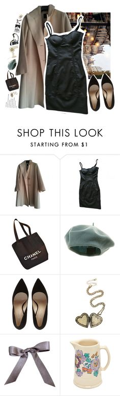 """en égoïste est quelqu'un qui ne pense pas à moi"" by cloudxd-thoughts ❤ liked on Polyvore featuring Isabel Marant, GUESS, Chanel, Eos, Bocage and Flowers of Liberty"