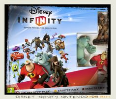 Black Friday!! Disney Infinity Nintendo 3DS por 23,99 euros!! 20% Descuento!! #blackfriday #chollos #Disney