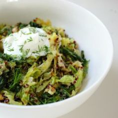 Eating Clean: Toasted Quinoa and Cabbage For Digestion