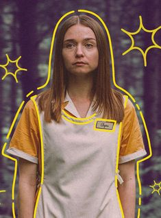 Jessica Barden has spent almost 10 years of her life working on The End Of The F***ing World. Comedy Tv Series, Comedy Tv Shows, Netflix Series, The End, End Of The World, Ing Words, Jessica Barden, Big And Rich, White Eyes