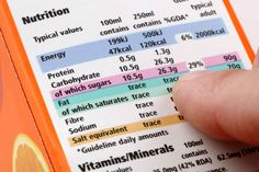 Using traffic light-coded food labels, which reveal the amount of fat, salt and sugar an item contains, helps people eat right and maintain healthy weight. Carbohydrates Food List, Complex Carbohydrates, Sodium Foods, Complex Carbs, Easy Weight Loss, Healthy Weight Loss, Diabetes, Reading Food Labels, Starchy Vegetables