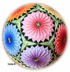 Temari Pattern love this one!