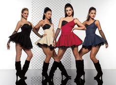 FROCK STAR Kellé Company - Dance costumes, dancewear, dance clothes, dance apparel, Jazz costumes, Lyrical costumes, Kids costumes, competition costumes, recital costumes
