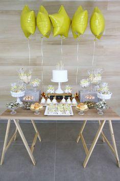 Decoração Festa Estrela – Como fazer uma festa linda gastando pouco – Blog Bella Fiore