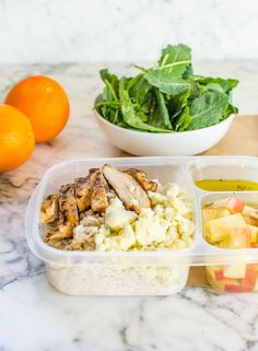 Packing a healthier lunch