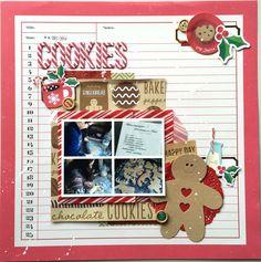 Cookies - Scrapbook.com
