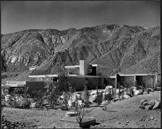 Richard Neutra Kaufmann House - Palm Springs - Julius Shulman by Mid Century Home, via Flickr