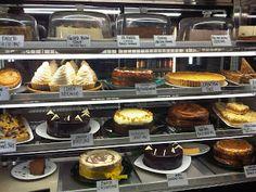 Auckland Food Connoisseurs: Frasers Cafe, Mt Eden - DESSERTS!