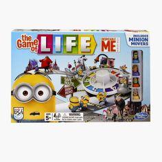 My favourite Minions - Great Minion Board game.