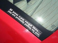 Funny Bumper Stickers That Tell It Like It Is - Team Jimmy Joe