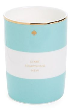 'Start something new!' - kate spade