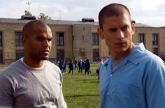 Amaury as Fernando Sucre in Prison Break (2005-2009)...