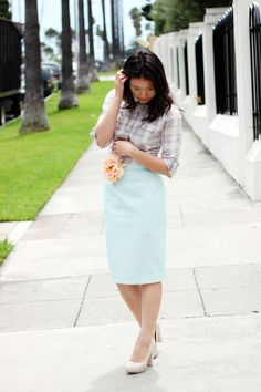 Clothed Much- a cute Asian Mormon girl shows off her cute (and CHEAP) outfits, and gives you links to get the same stuff!