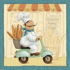 Le Chef Pierre D'Iberville: Croque-monsieur au proscuitto et poires (avec une ...