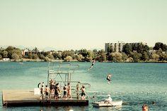 Green lake!!!