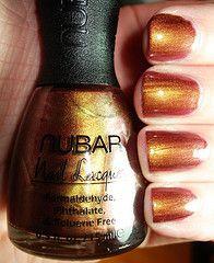 Nubar Gold Leaf
