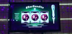 Carlsberg crée un bandit manchot social avec des tireuses à bière