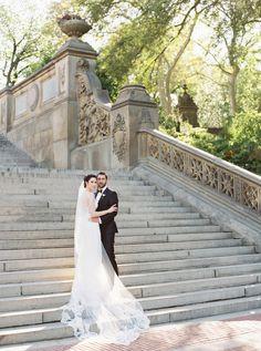 Omar & Kristin New York City Wedding Fine Art Wedding Photography, Wedding Photography Inspiration, Wedding Inspiration, Art Photography, Wedding Film, Wedding Images, Wedding Bride, Wedding Dress, New York Wedding Venues
