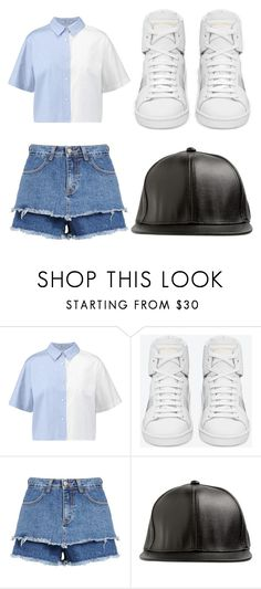 """""""unforgettable"""" by johanna-dn on Polyvore featuring T By Alexander Wang and Yves Saint Laurent"""