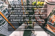 Social Media Simplified: Useful #Browser #Extensions Catering to Busy #Marketers - @socialnomics https://rite.ly/XIkW