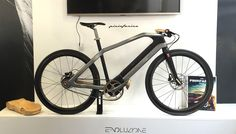Pininfarina Puts Power to the Pedal with Its E-voluzione Electric Bike - I want one!