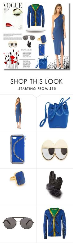 """""""Style 2017"""" by cate-jennifer ❤ liked on Polyvore featuring Yumi Kim, Mansur Gavriel, STELLA McCARTNEY, Georgia Perry, Ringly, Kate Spade, Seafolly and Moschino"""