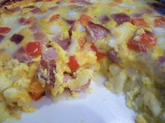 Breakfast Casserole - 5 pts