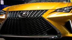 Lexus - die Highlights vom 85.Genfer Autosalon