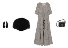"""""""Untitled #2539"""" by amberelb ❤ liked on Polyvore featuring Figue, 3.1 Phillip Lim, Dolce&Gabbana and Kurt Geiger"""