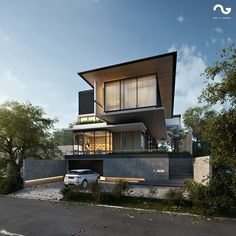 Bukit Golf Mediterania PIK House on Behance