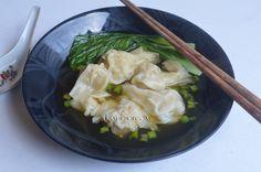 Diah Didi's Kitchen: Chicken Wonton Soup