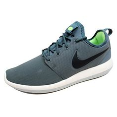 best loved 8485a d09fd Nike Mens Roshe Two 2 SE HastaAnthraciteGhost Green 859543300 Shoe 8 M US