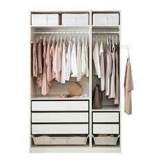 ПАКС Гардероб - стандартные петли - IKEA