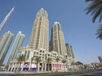 Full Burj Khalifa View for Unfurnished 1 Bed at The 29 Blvd