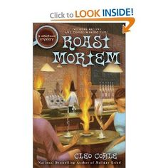 Great 1st book in the Coffeehouse mystery series.