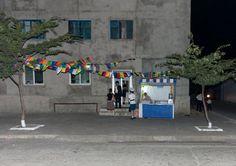 Fotos aus Nordkorea: Schlafender Soldat als Sicherheitsrisiko
