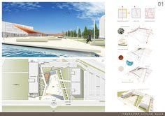 View full picture gallery of CONCORSO DI IDEE - La Piazza Del Polo Universitario Della Folcara - Cassino
