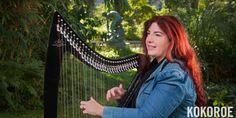 Emerveillez-vous devant le parcours atypique de cette passionée de harpe celtique. Ses airs nous envoûtent et vous pouvez la retrouver sur Kokoroe...  #Kokoroe #Kokostories #harpe #celtique #celtic #harp #musique #music #travel   https://www.kokoroe.co/fr/list/musique/