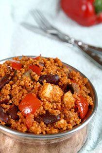 """ARABSKÁ Mírně ostrá směs vhodná především k dochucení a přípravě arabských pokrmů (""""kabáb"""", """"sambúsak"""", omáčka """"tahina"""" apod.). Hodí se na pečení a..."""
