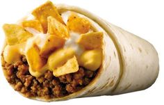 Taco Bell's Beefy Nacho Burrito -- Will You Try It?