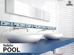 Listelo Pool - Ceramicas Kantu
