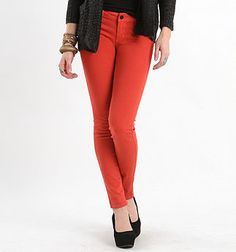 Cheap Colored Jeans for Women - Bright Colored Jeans - Real Beauty ...