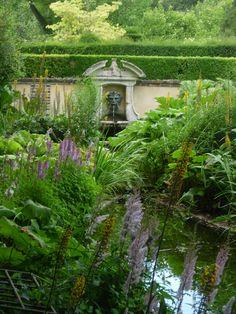 Garden ponds on pinterest 155 pins - Bassin tuin ontwerp ...