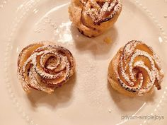 SimpleJoys: Apple Rose Tart Apple Rose Tart, Apple Roses, Sweets Recipes, Desserts, Microwave Bowls, Fall Treats, Other Recipes, Fall Season, Sweet Tooth