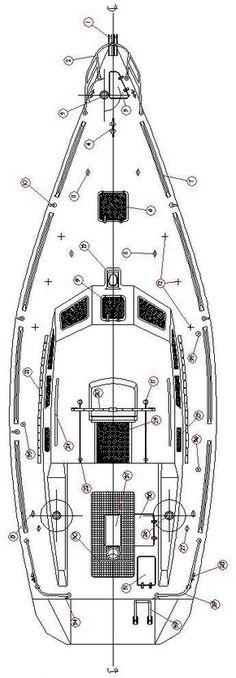 Roberto Barros Yacht Design - Multichine 34