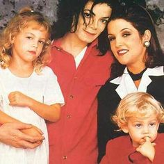 Riley, Michael, Lisa, and Ben
