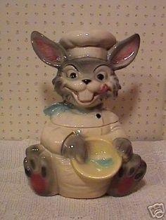 Rare  McCoy Cookie Jar